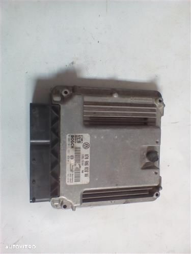 Calculator motor VW Touareg 5,0 V10 TDI an 2007-2010 - 1