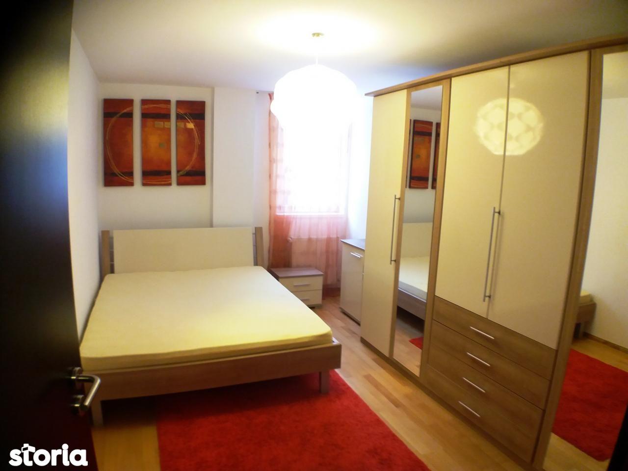 Apartament de inchiriat, Sibiu (judet), Strada Rennes - Foto 4