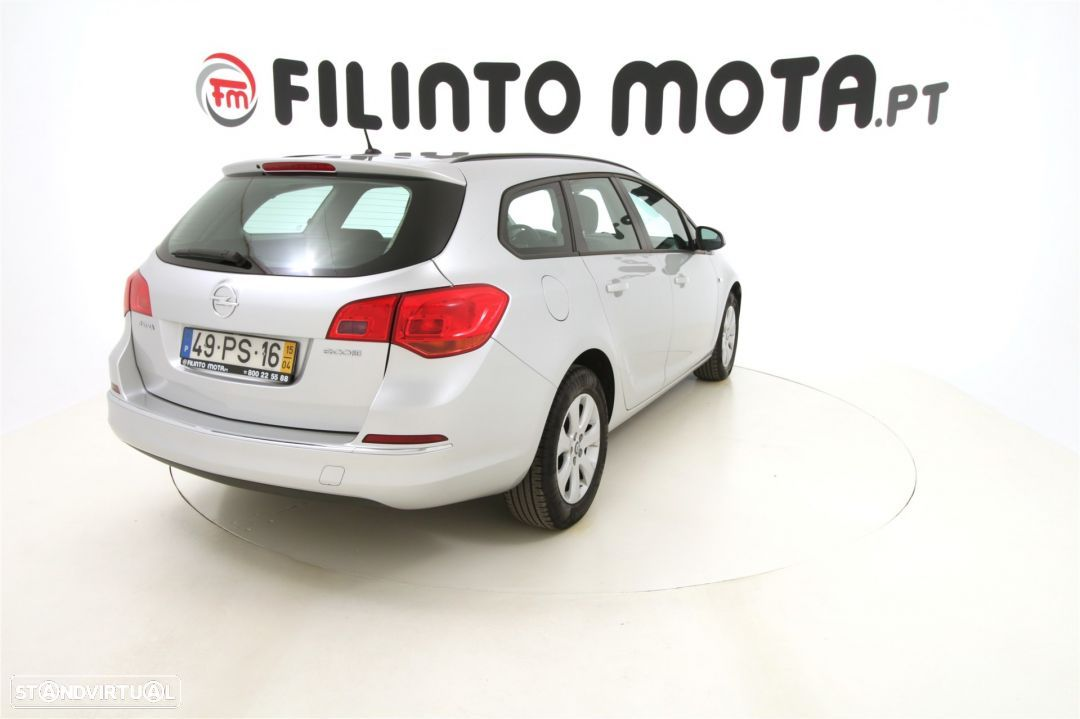 Opel Astra Sports Tourer 1.3 CDTi Selection S/S - 7