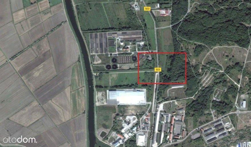 Działka na sprzedaż, Elbląg, warmińsko-mazurskie - Foto 1