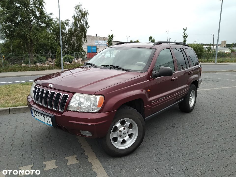 Jeep Grand Cherokee Jeep Grand Cherokee II 2.7 CRD - 1