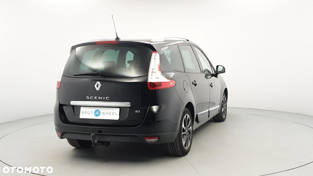 Renault Grand Scenic 1.5 dCi Automat FV23%, system Bose, tempomat - 6