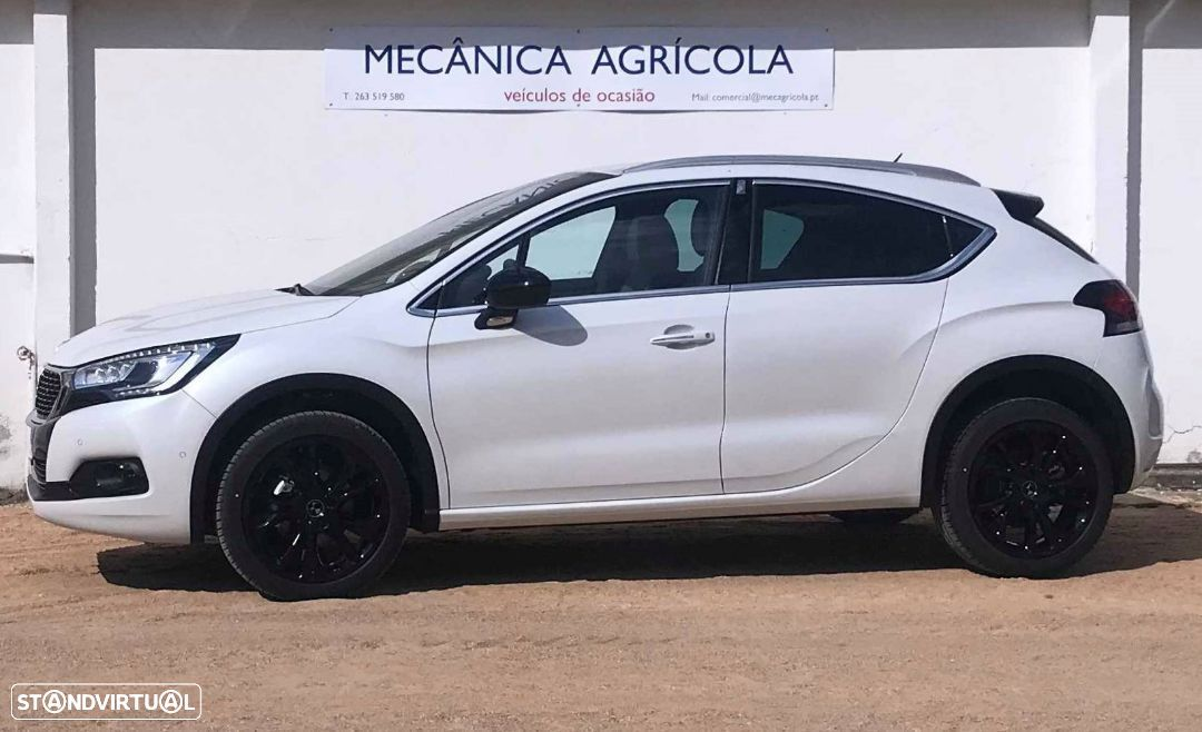 DS DS4 Crossback 1.6 Bhdi 120 S&S Cvm 6 So Chic - 1