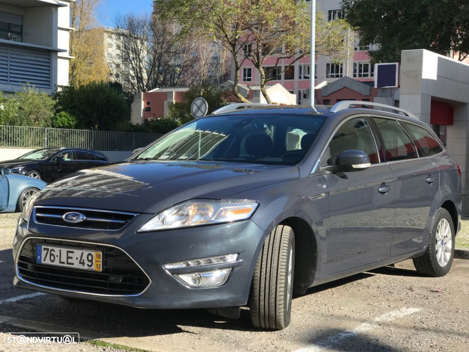 Ford Mondeo SW 1.8 Tdci - 4