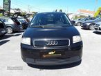 Audi A2 1,4 Attraction - 12