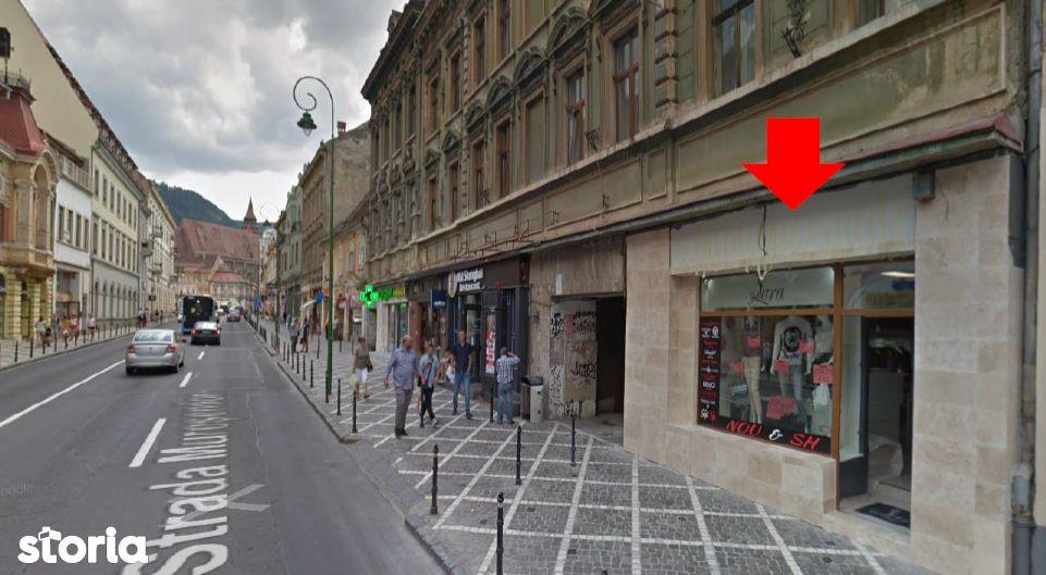 Spatiu Comercial de inchiriat, Brașov (judet), Strada Mureșenilor - Foto 2