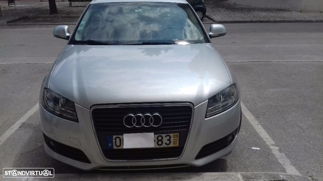 Audi A3 Attraction - 9