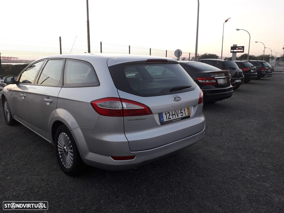 Ford Mondeo SW 1.8 tdci - 3