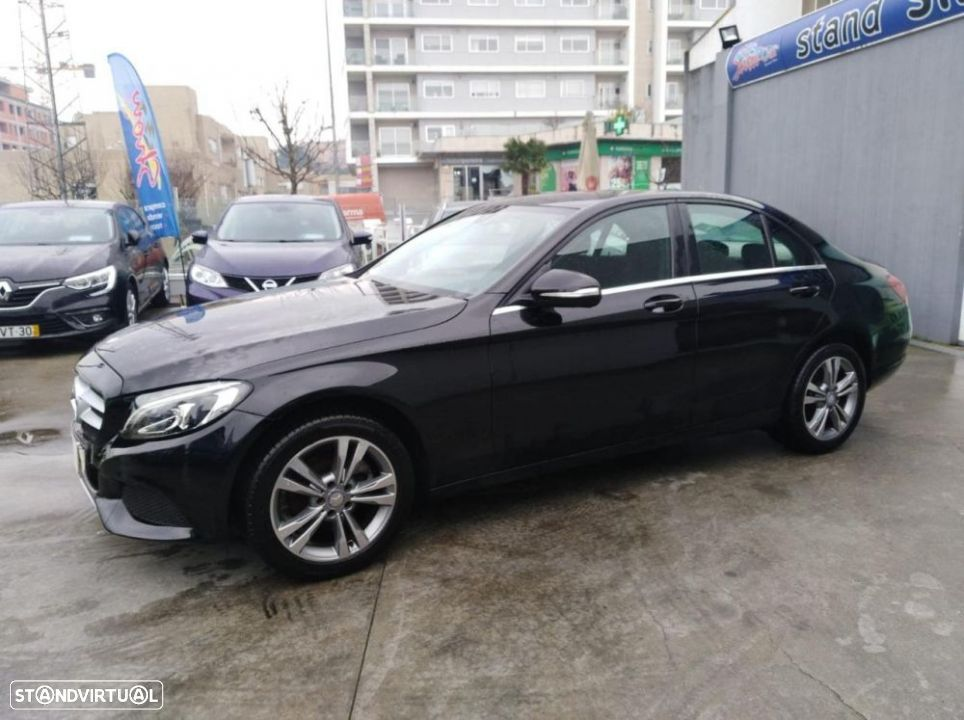 Mercedes-Benz C 200 BlueTEC - 3