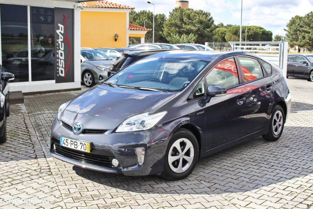 Toyota Prius 1.8 Exclusive Touch&Go - 1