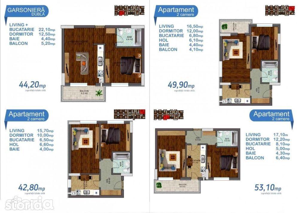 Apartament de vanzare, Ilfov (judet), Strada Sfânta Agnes - Foto 5