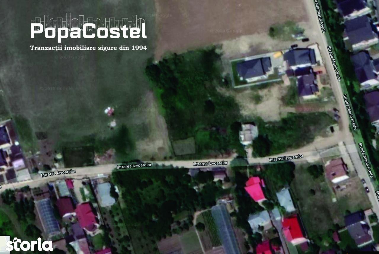 Teren de Vanzare, Ilfov (judet), Drumul Viilor - Foto 1