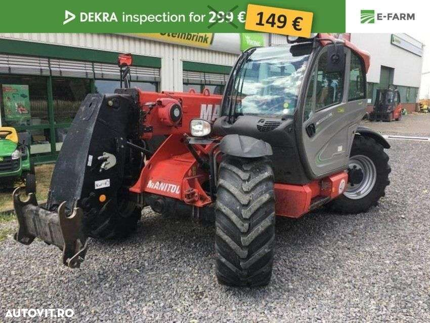Manitou 840 Mlt - 1