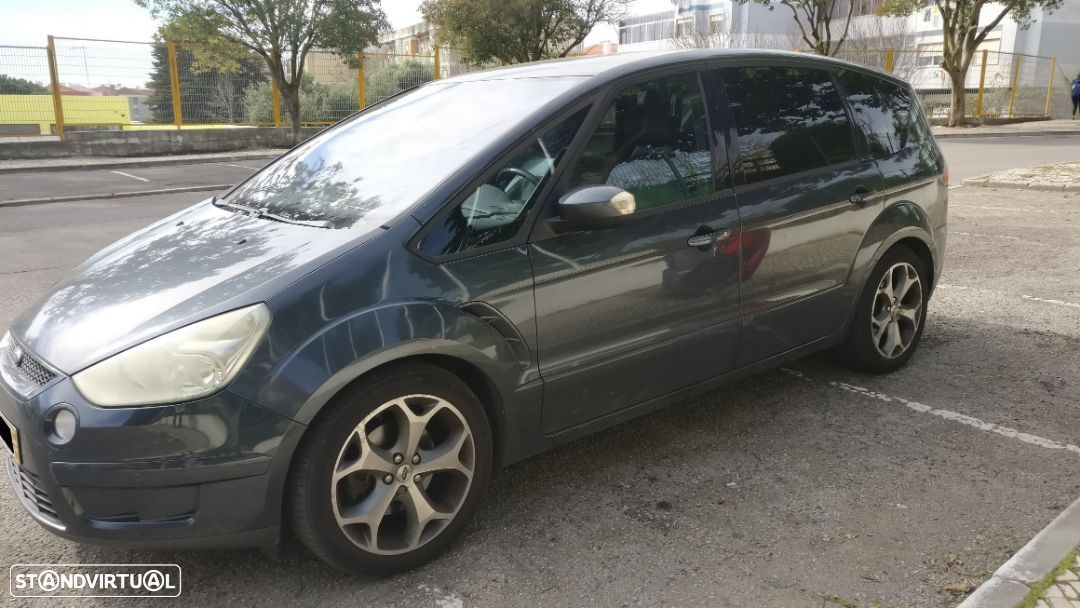 Ford S-Max 1.8 TDCI - 3
