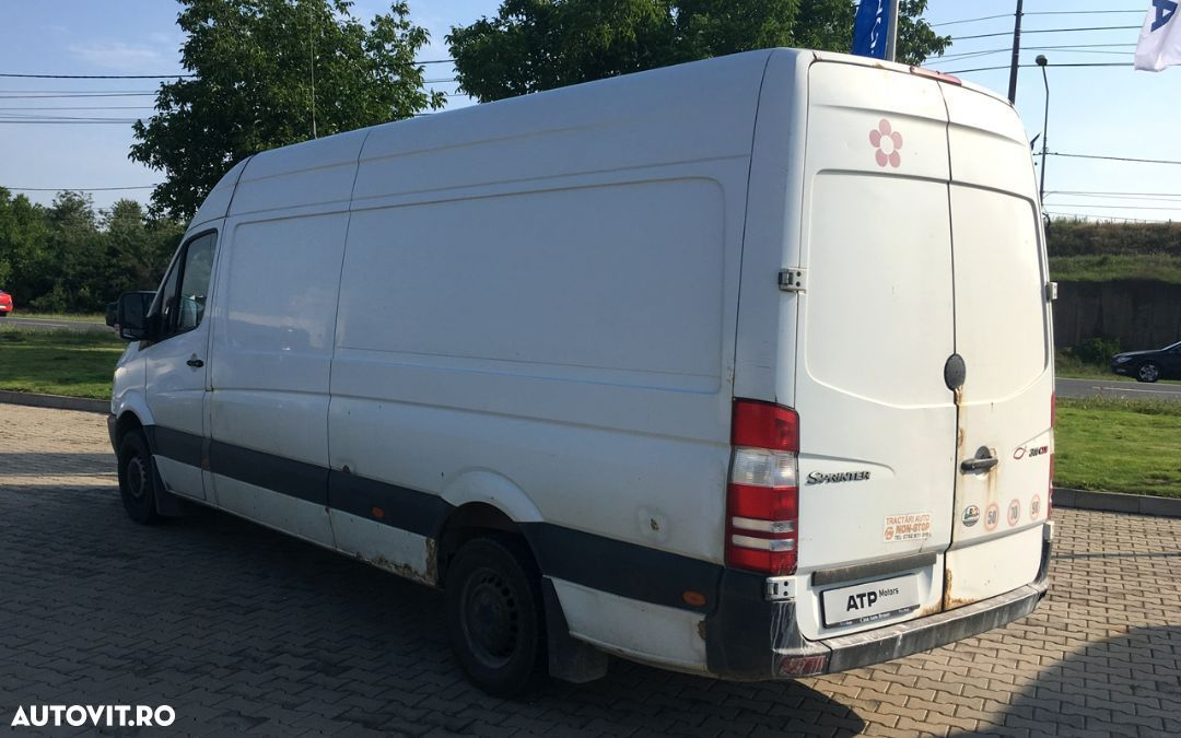 Mercedes-Benz Sprinter 311 CDI - 4