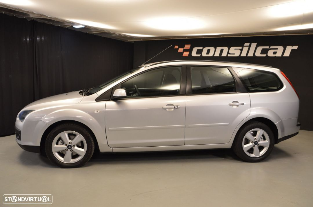 Ford Focus SW 1.6TDC-i Trend Pack - 1