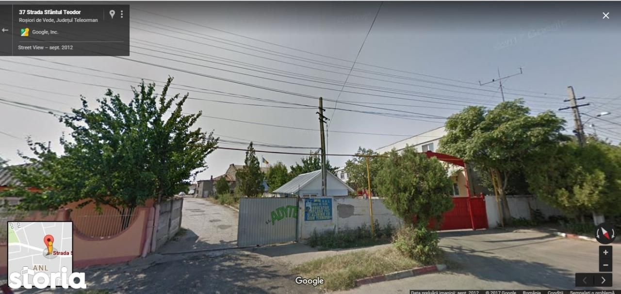 Spatiu Comercial de vanzare, Teleorman (judet), Strada Pieței - Foto 2