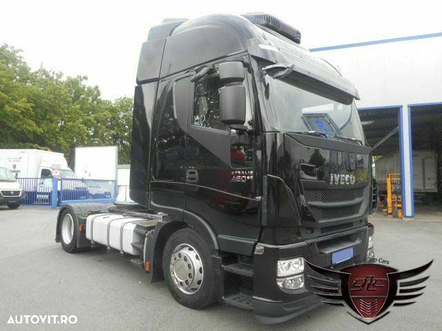 Iveco Stralis 460 HI WAY EURO 6 2013 Nr. Int 10875 Leasing - 1