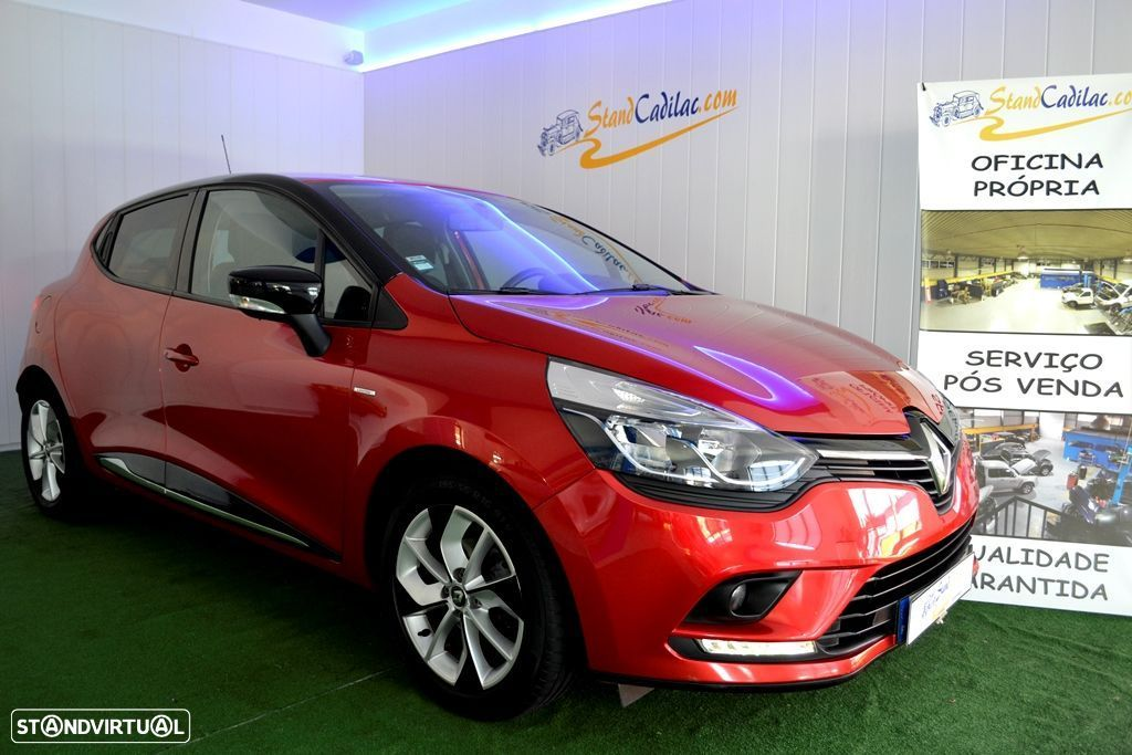 Renault Clio Black Limited GPS Dci - 1