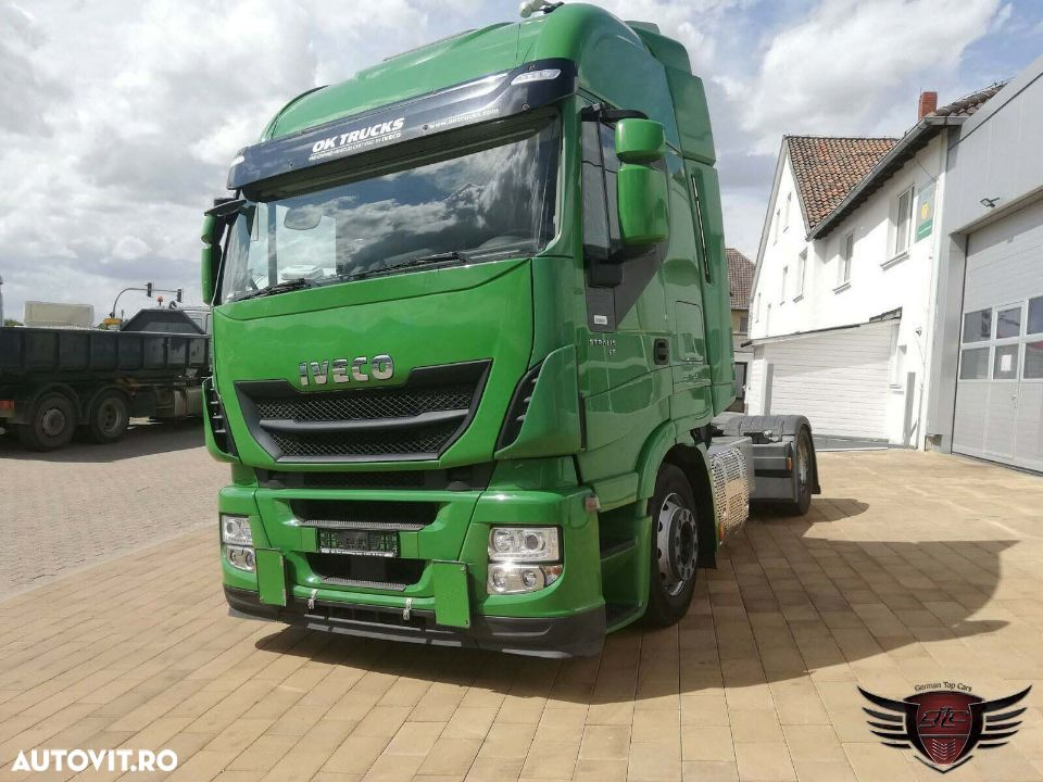 Iveco Stralis Euro 6 2013 Nr. Int 10884 Leasing - 14