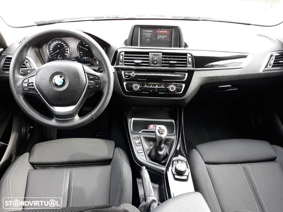 BMW 116 D Sport Line Edynamics | LED - 5