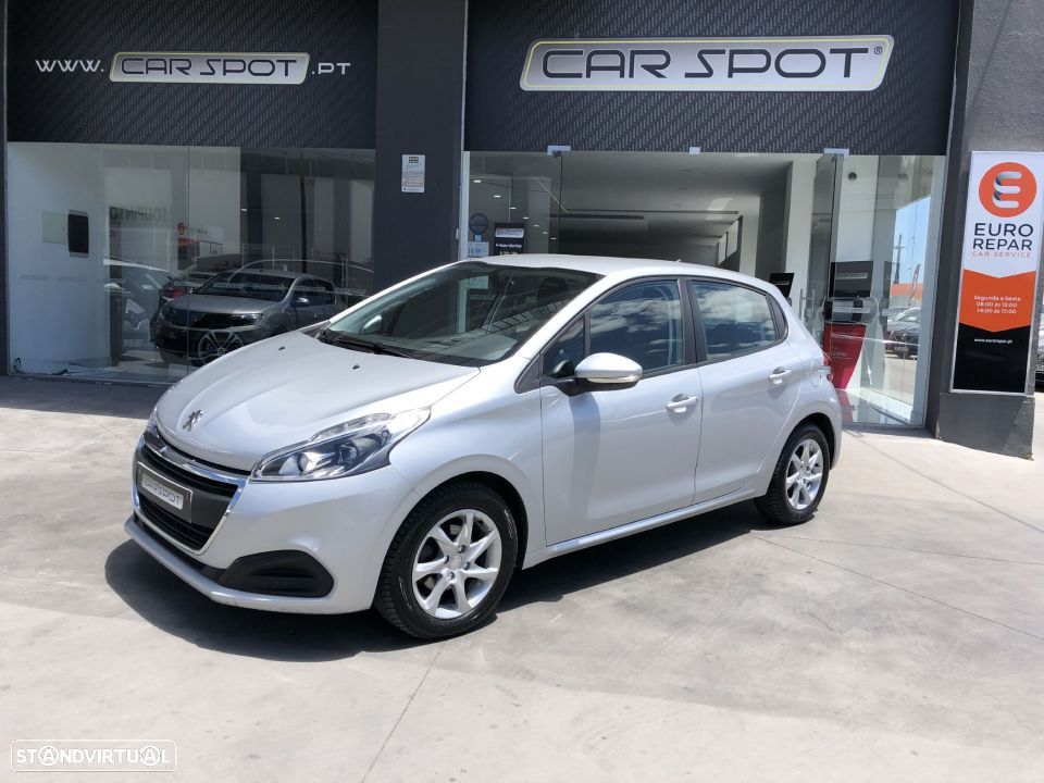Peugeot 208 1.6 HDI ACTIVE - 1