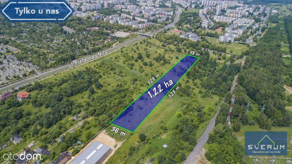 Działka na sprzedaż, Częstochowa, śląskie - Foto 1