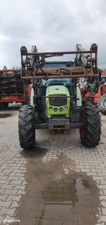 Claas Celtis 446 Tur Mailleux Renault Ares Ceres - 3