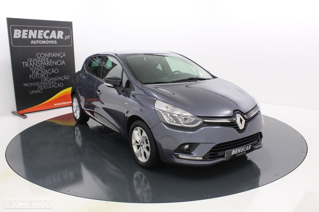 Renault Clio tCe Limited Edition 90cv S/S - 11