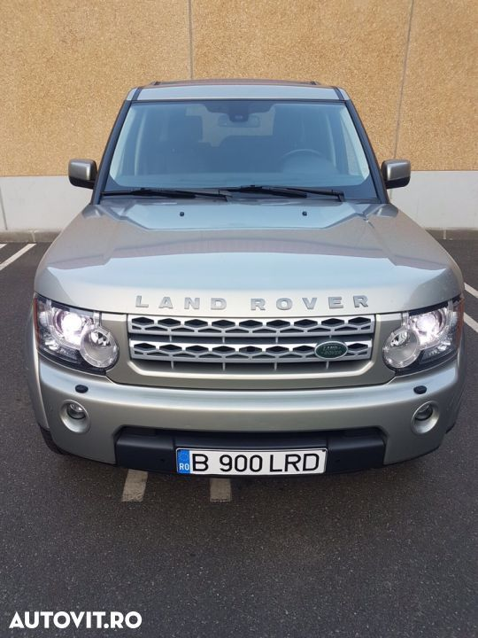 Land Rover Discovery - 5