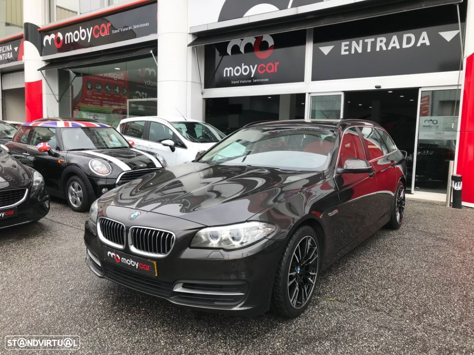 BMW 518 D Touring Exclusive - 1