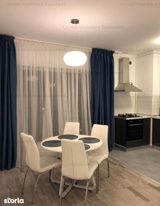 Apartament de inchiriat, Ilfov (judet), Strada Liviu Rebreanu - Foto 12