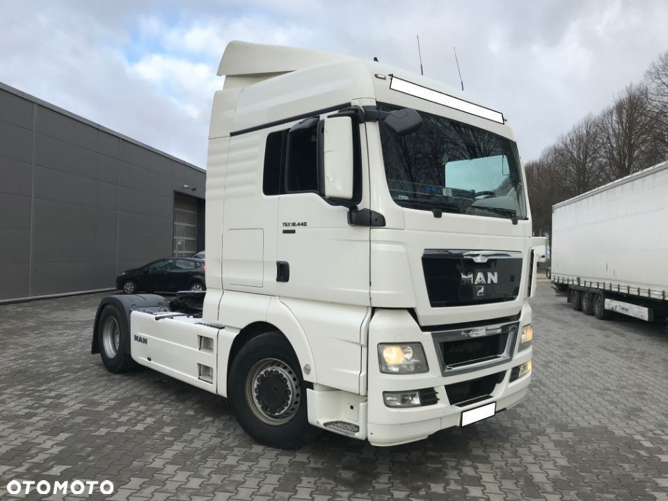 MAN TGX 18.440 XLX, Euro 5 EEV, Intarder  Efficient Line - 4