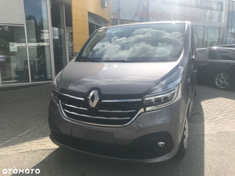 Renault Trafic Nowy Trafic Grand Pack Clim dCi 120 HD - 6