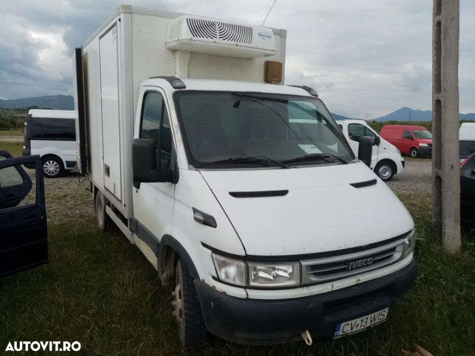 Iveco Daily 35C12 - 2