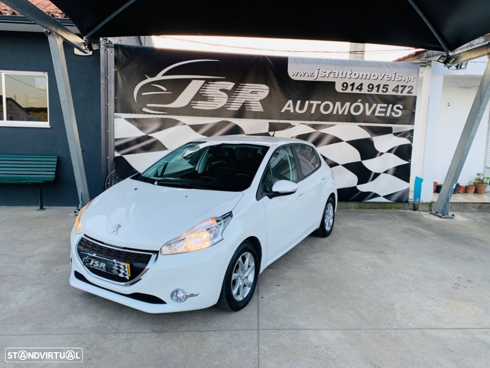 Peugeot 208 1.6 HDI ACTIVE - 4