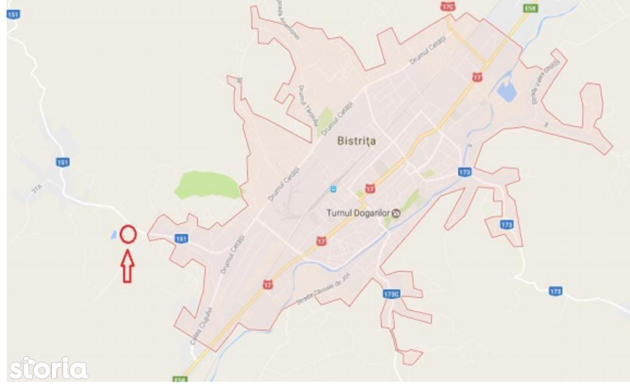 Teren de Vanzare, Bistrița-Năsăud (judet), Strada Zefirului - Foto 15