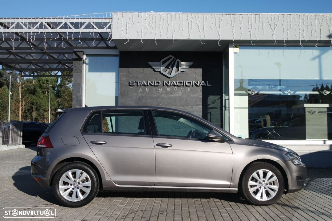 VW Golf 1.6TDI DSG GPS EDITION - 8