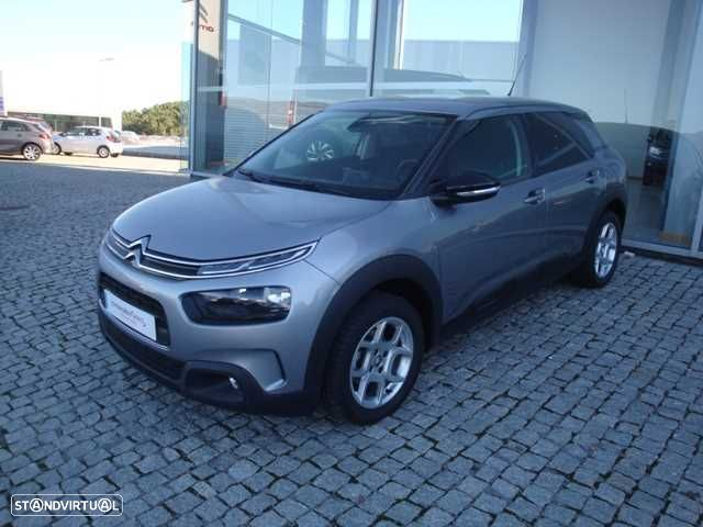 Citroën C4 Cactus 1.2 PureTech Feel EAT6 - 1