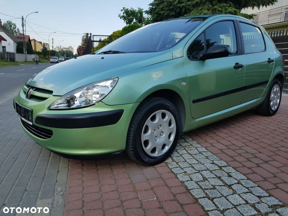 Peugeot 307 1.6Benzyna!!! - 1