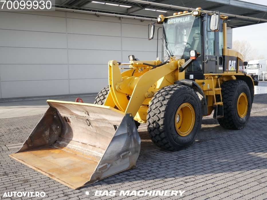 Caterpillar 924G Nice and clean ex german machine - 1