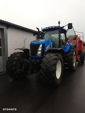 New Holland TG 285  Transport w Cenie - 1