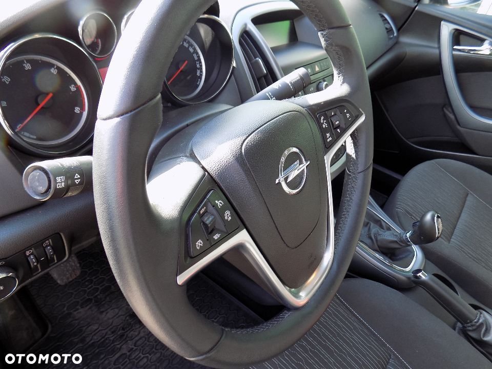 Opel Astra IV Business 1,7 Serwis - 1