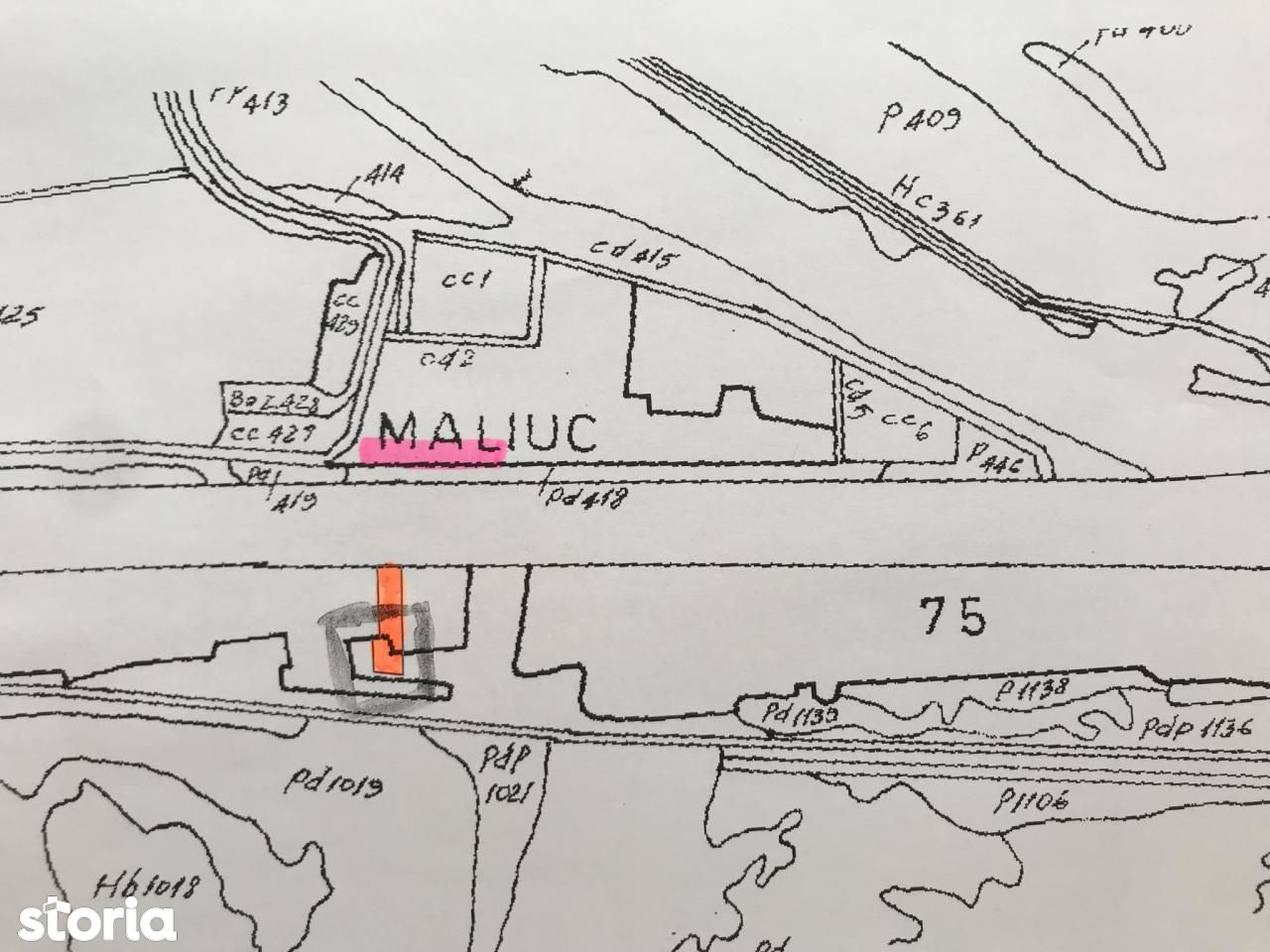 Teren de Vanzare, Tulcea (judet), Maliuc - Foto 2