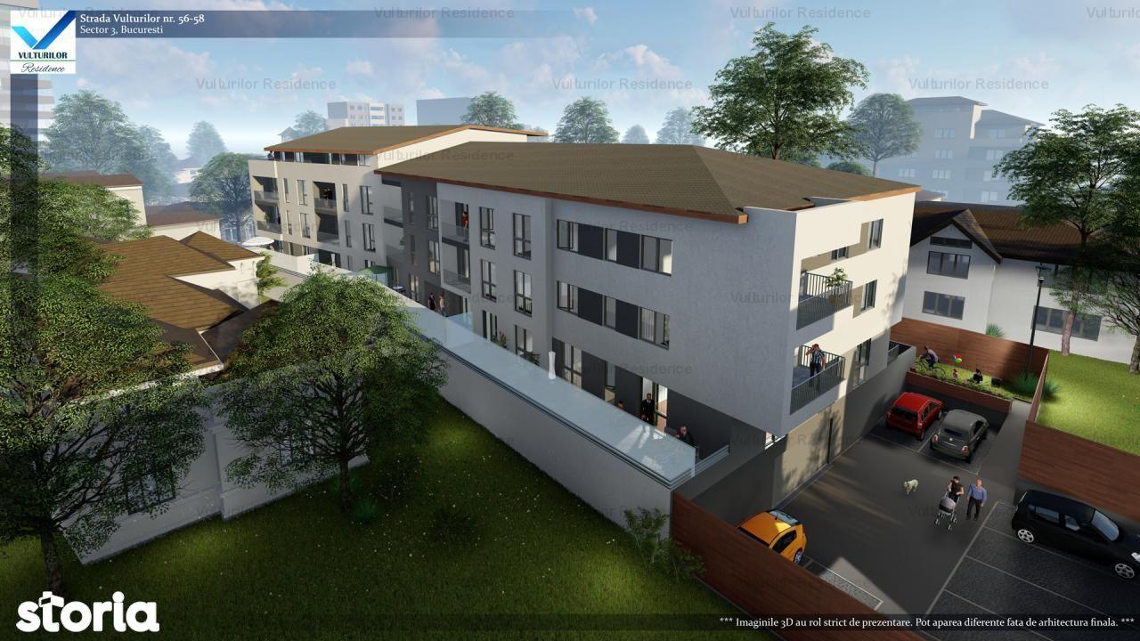 Apartament de vanzare, București (judet), Strada Vulturilor - Foto 7