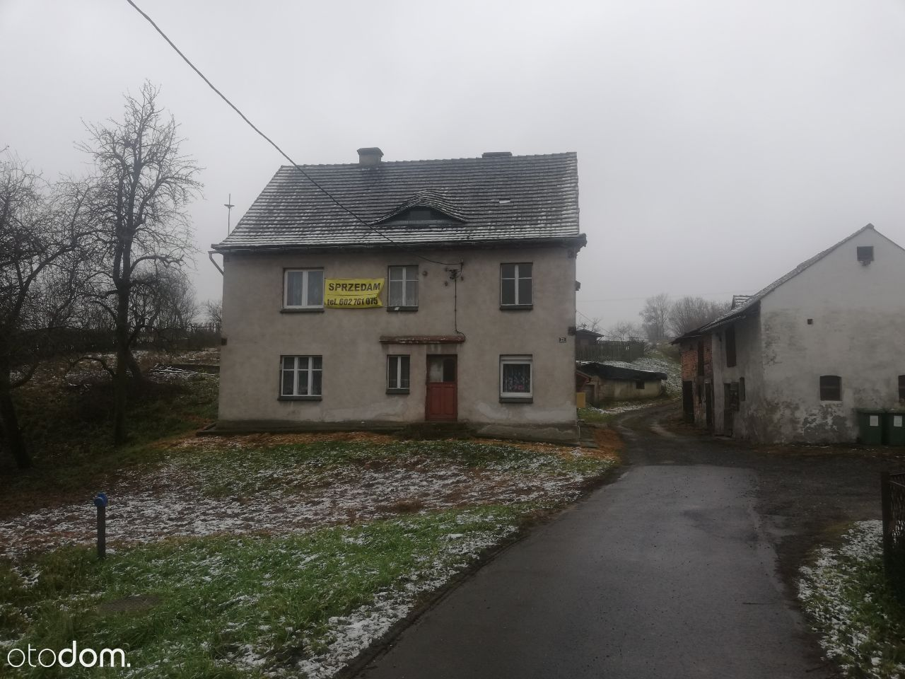 Dom na sprzedaż, Raciborowice Górne, bolesławiecki, dolnośląskie - Foto 1