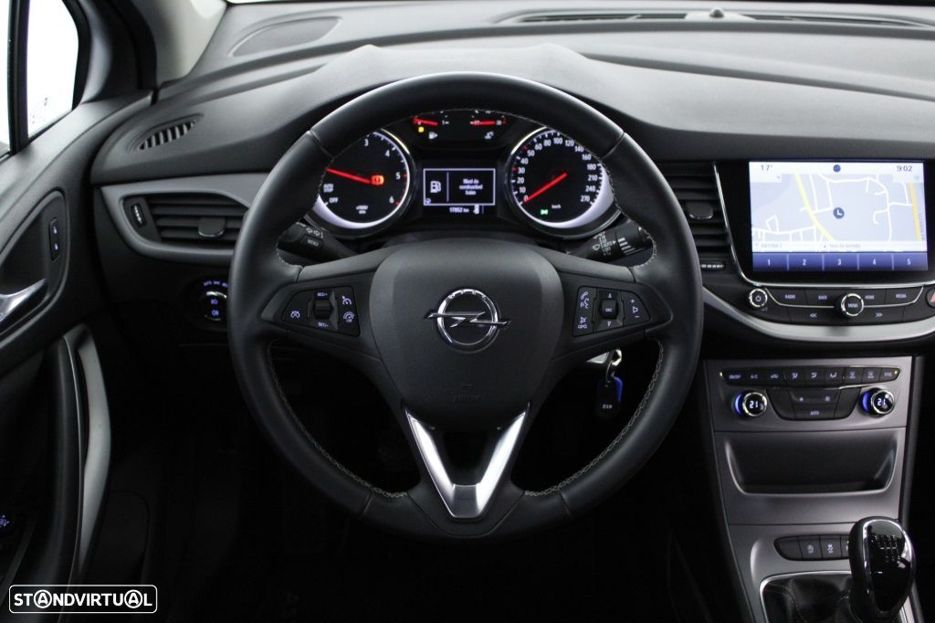 Opel Astra Sports Tourer 1.6 CDTi Edition GPS / Pack Active - 19