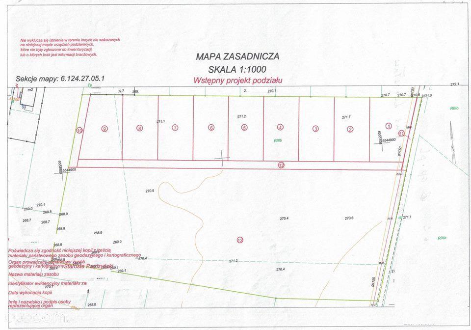Działka na sprzedaż, Rudziczka, pszczyński, śląskie - Foto 2