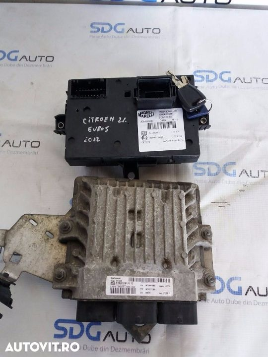 Kit Pornire Citroen Jumper 2.2 HDI-2013 - 1