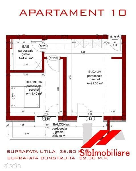 Apartament de vanzare, Sibiu (judet), Calea Cisnădiei - Foto 4